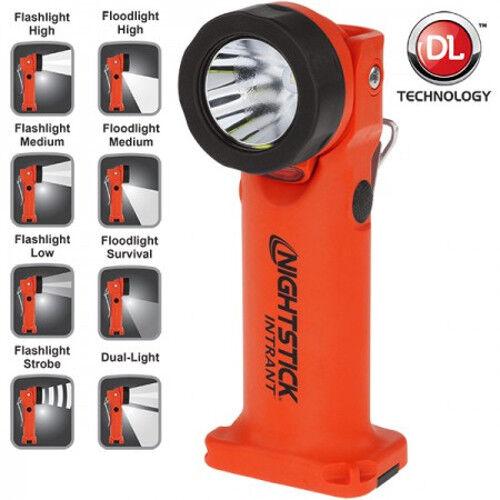 Night Stick INTRANT™ Intrinsically Safe Dual-Light™ Angle Light - 3 AA