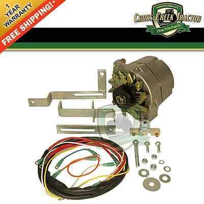 8nl10300alt New Ford Tractor Alternator Kit For 8n