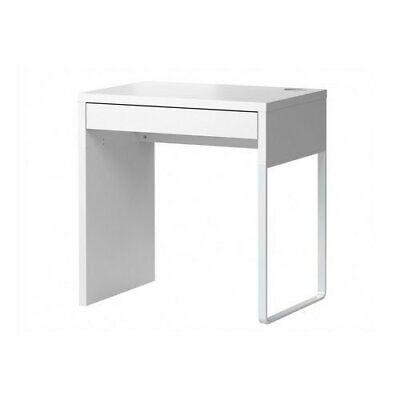 IKEA Escritorio Mesa de Portátil / Ordenador PC Oficina Blanco, 73x50 CM
