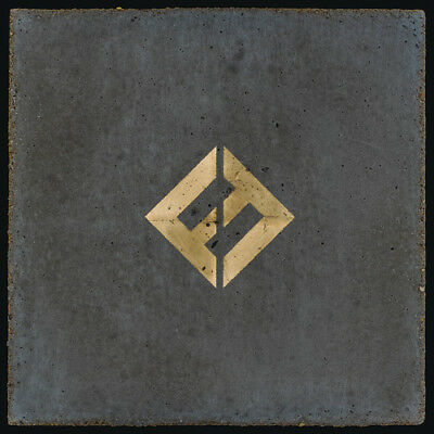 Foo Fighters - Concrete & Gold CD (New Release)