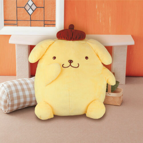 "NWT 21"" Pompompurin Pompom Purin Well Groomed Huge Puppy Dog Plush Toreba Sanrio"