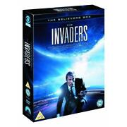The Invaders DVD
