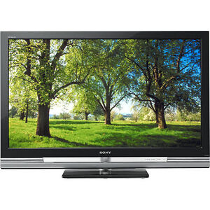 """Sony TV 46"""" LCD FOR SALE,120hz,1080 hp"""