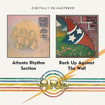Atlanta Rhythm Secti - Atlanta Rhythm Section / Back Up Against the Wall [New (Atlanta Rhythm Section Back Up Against The Wall)