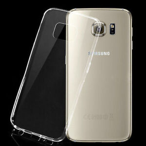 Transparent Protective Case for Samsung Galaxy S6
