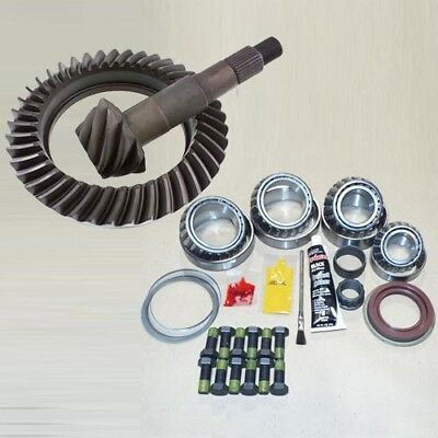 (3.73 RING AND PINION & MASTER BEARING INSTALLATION KIT - AAM 11.5 14 BOLT)