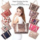 Messenger Nappy Bags