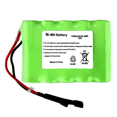 Replacement Battery for Shark XB780N SV780 SV760 SV780N Cord