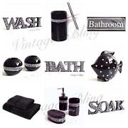 Bling Bathroom
