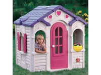 Step 2 sweat heat play house over £300 rep open to offers