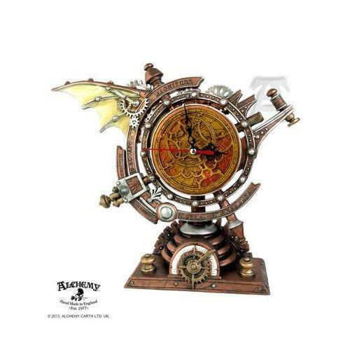 Steampunk Clock Ebay