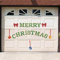 Brand New Christmas Decorative Garage Door Magnets