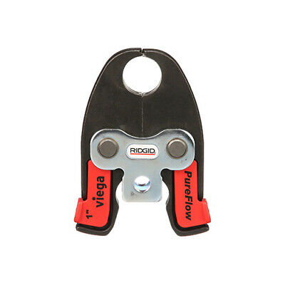Ridgid 17018 1 In. Compact Jaw For Pureflow Systems Pex