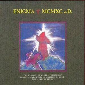 Enigma : MCMXC A.D. CD (1991)