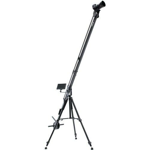 ProAm USA DVC210 Orion DSLR Video Camera Jib Crane Tilt, 8ft