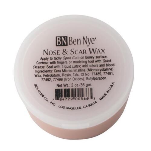 Ben Nye Nose And Scar wax 2 oz. Fair