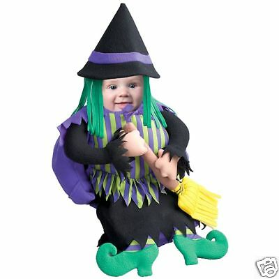 Baby-Be-Witched Baby Child Halloween Costume - Infant/Newborn - Newborn Witch Costume