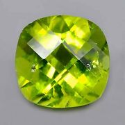 Cushion Cut Peridot