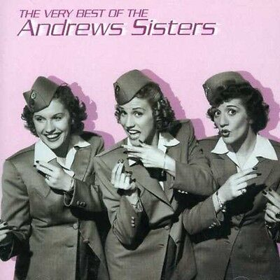 The Andrews Sisters   Very Best Of The Andrews Sisters  New Cd