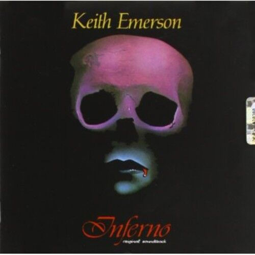Keith Emerson - Inferno [New CD]