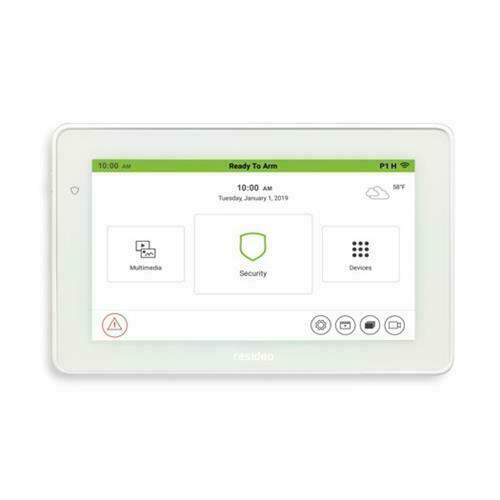 "Honeywell TUXEDO controller 7"" Colour Touchscreen Keypad TUXEDOW"