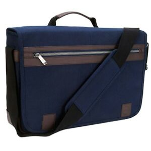 "Laptop Bag - Dell Messenger Canvas - 16"" - NWT"