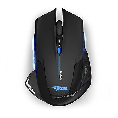 E-BLUE GAMING Mazer type-r (wireless) EMS152BK Wireless Pro-Gaming Mouse