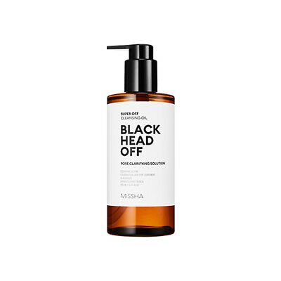 [MISSHA] Super Off Cleansing Oil Blackhead Off 305ml