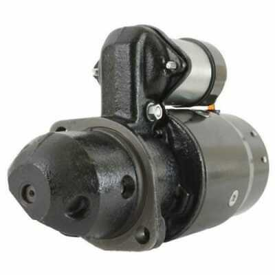 Starter - Delco Style Dd 4211 Compatible With John Deere 6600 1020 2020 2030