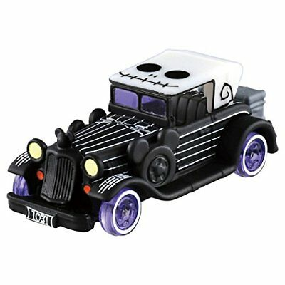 TOMY Tomica Disney Motors Dream Star Classic Jack Skellington Halloween ver - Disney Dream Halloween 2017