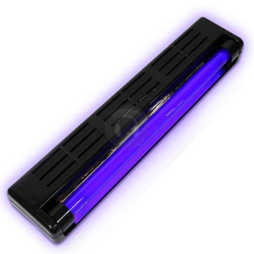 Fluorescent Light Noise: UV Light Box