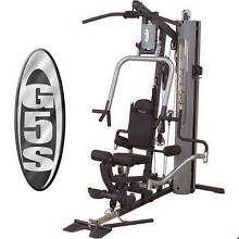 Home Gym Body Solid G5S Applecross Melville Area Preview