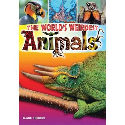 The Worlds Weirdest Animals Book By NA for sale  Shipping to India