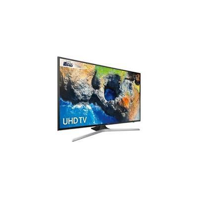 TV LED Samsung Smart UE40MU6120 Ultra HD 4K UE40MU6120KXZT Televisore No Flat