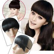 Clip on Hair Extensions Black