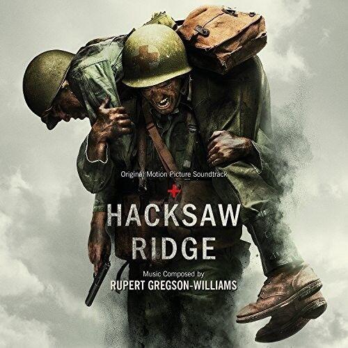 Rupert Gregson-Williams - Hacksaw Ridge [New CD]