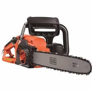 Chainsaw Black & Decker 2200W NEW Full Warranty Mortlake Canada Bay Area Preview