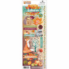 Paper House Seasons Scrapbooking Stickers