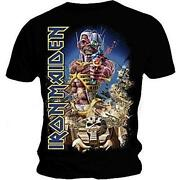 Iron Maiden Somewhere in Time Shirt