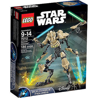 LEGO Star Wars (75112) General Grievous *NEW*