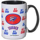 13-17 oz Oklahoma City Thunder NBA Fan Apparel & Souvenirs