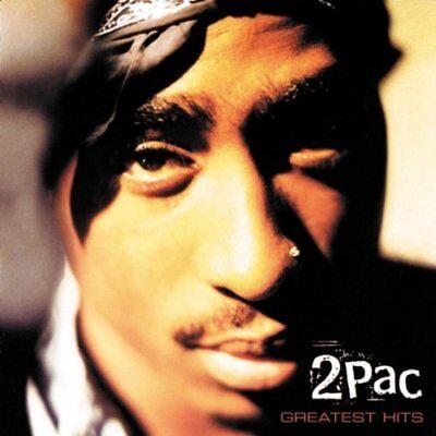2Pac King Of Rap Greatest Hits 2 Cds Tupac Shakur Songs West Coast Pride Edited
