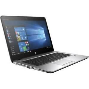 EX-LEASE LAPTOP HP EliteBook 6th gen i5 8GB 256 SSD WITH WARRANTY