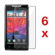Droid RAZR XT912 Screen Protector