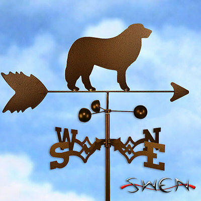 Hand Made Great Pyrenees Dog Weathervane *NEW*