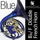 Blue Brass Instruments