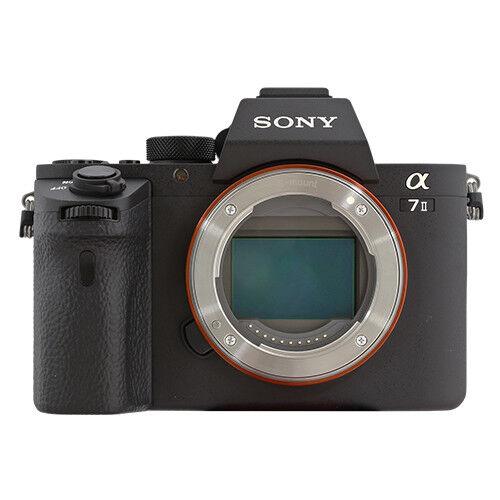 Sony Alpha a7 II Mirrorless Digital Camera Body - ILCE7M2/B