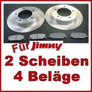 Suzuki Jimny Bremsscheiben