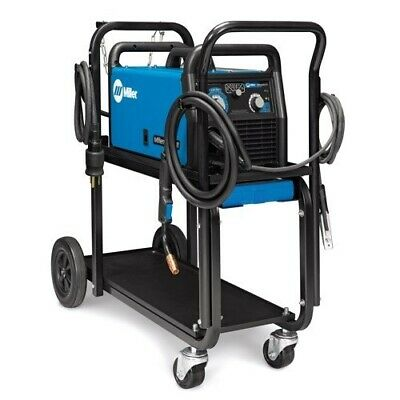 Millermatic 211 Mig Welder With Advanced Auto-set Cart - 951603