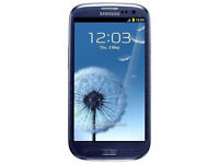Samsung Galaxy S3 Neo unlocked in 75 pound with Box